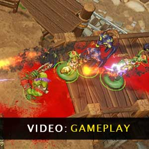 Dungeons 3 Clash of Gods Gameplay Video