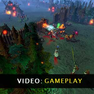 Dungeons 3 Lord of the Kings Gameplay Video