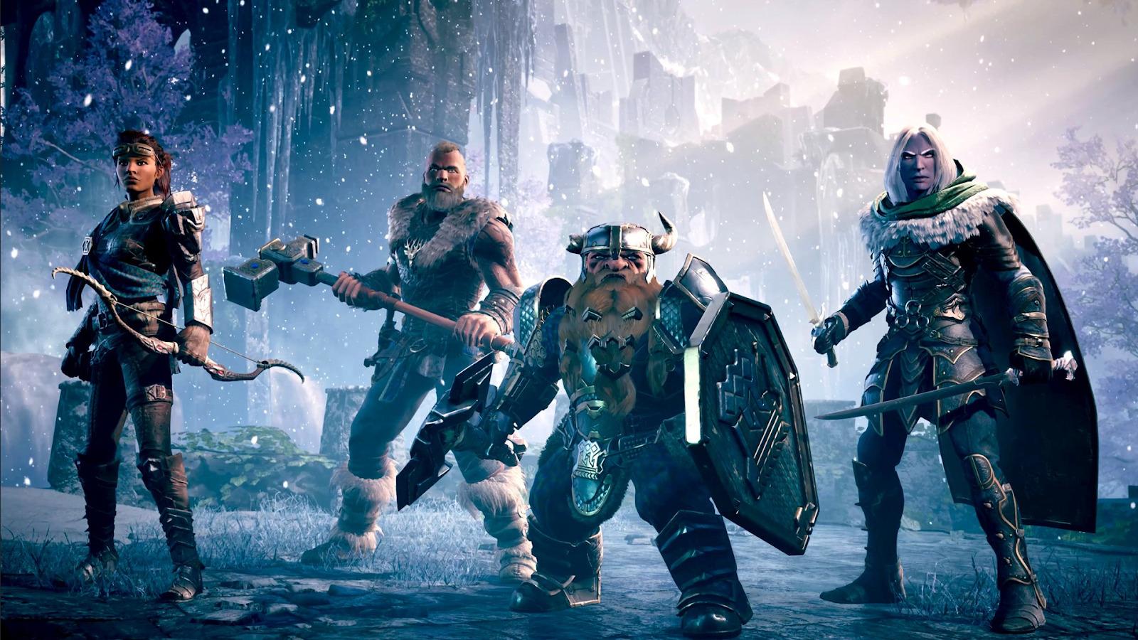 buy Dungeons & Dragons: Dark Alliance game price
