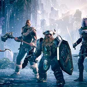 Dungeons & Dragons Dark Alliance Main Characters