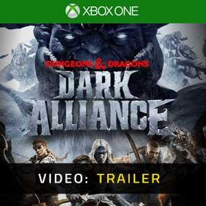 Dungeons & Dragons Dark Alliance Xbox One Video Trailer