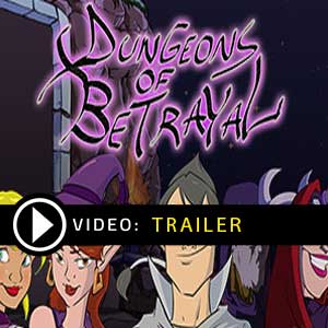 Dungeons of Betrayal