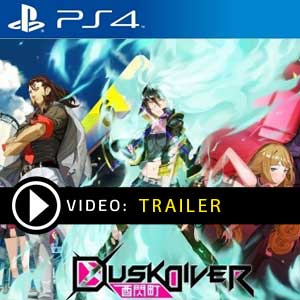 Dusk Diver PS4 Prices Digital or Box Edition
