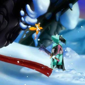 Dust An Elysian Tail Character