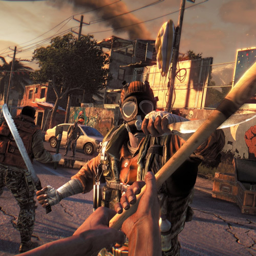Dying Light PS4 Gameplay