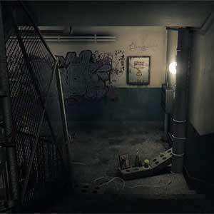 Dying Light Hellraid Environment