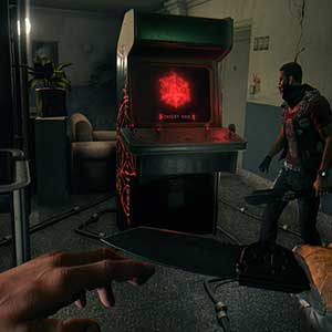 Dying Light Hellraid Demonic Arcade