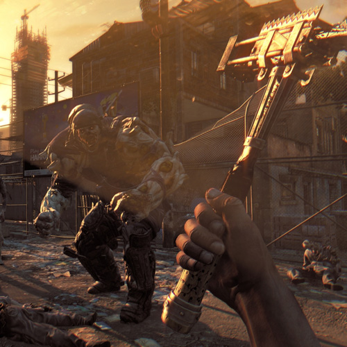 Dying Light PS4 4 vs 1