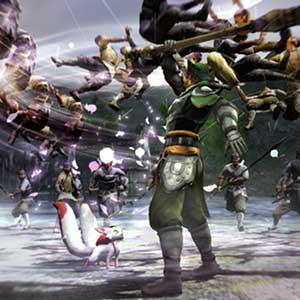 swarms of enemies