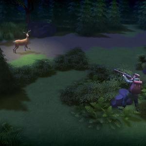 DYSMANTLE hunt