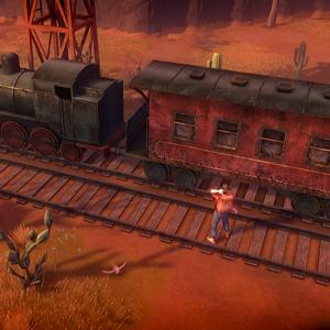 DYSMANTLE train
