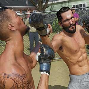 UFC 4 Amateur Fights