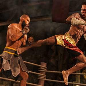 UFC 4 Fighting Style