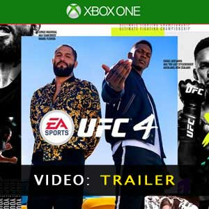 UFC 4 Xbox One Prices Digital or Box Edition