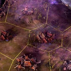 Eador Masters of the Broken World - Map Explore