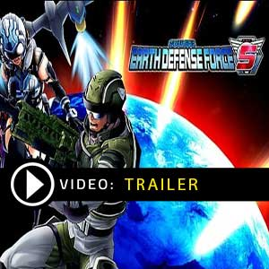 Buy EARTH DEFENSE FORCE 5 CD Key Compare Prices