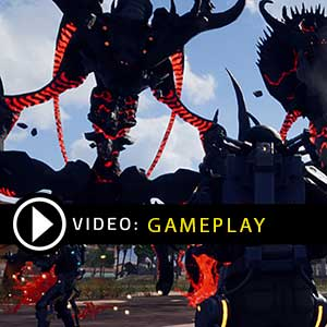 Earth Defense Force: Iron Rain Gameplay Video