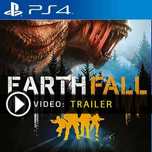 Earthfall PS4 Prices Digital or Box Edition