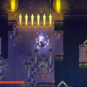 Eastward dungeon