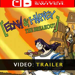 Buy Edna & Harvey The Breakout Nintendo Switch Compare Prices