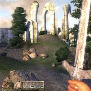 Elder Scrolls 4 Oblivion Gameplay