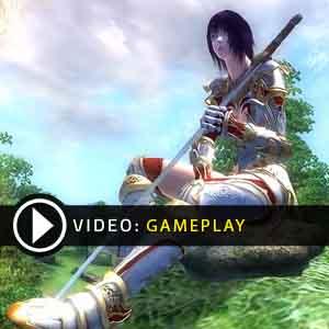 Elder Scrolls 4 Oblivion Online Multiplayer Gameplay Video
