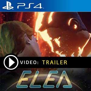 Elea PS4 Prices Digital or Box Edition