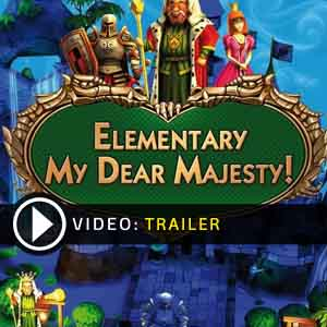 Buy Elementary My Dear Majesty CD Key Compare Prices