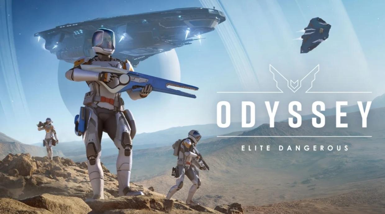 Best Price for Elite Dangerous Odyssey CD Key