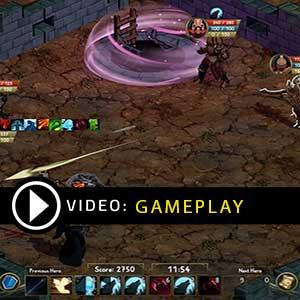 Emberlight Gameplay Video