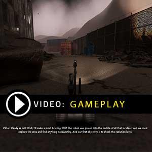 Emergency Robot Simulator Gameplay Video