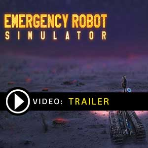 Buy Emergency Robot Simulator CD Key Compare Prices