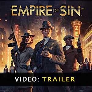 Empire of Sin trailer video