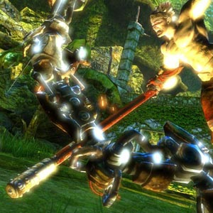 Enslaved Odyssey to the West Fight