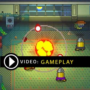 Enter The Gungeon Xbox One Gameplay Video