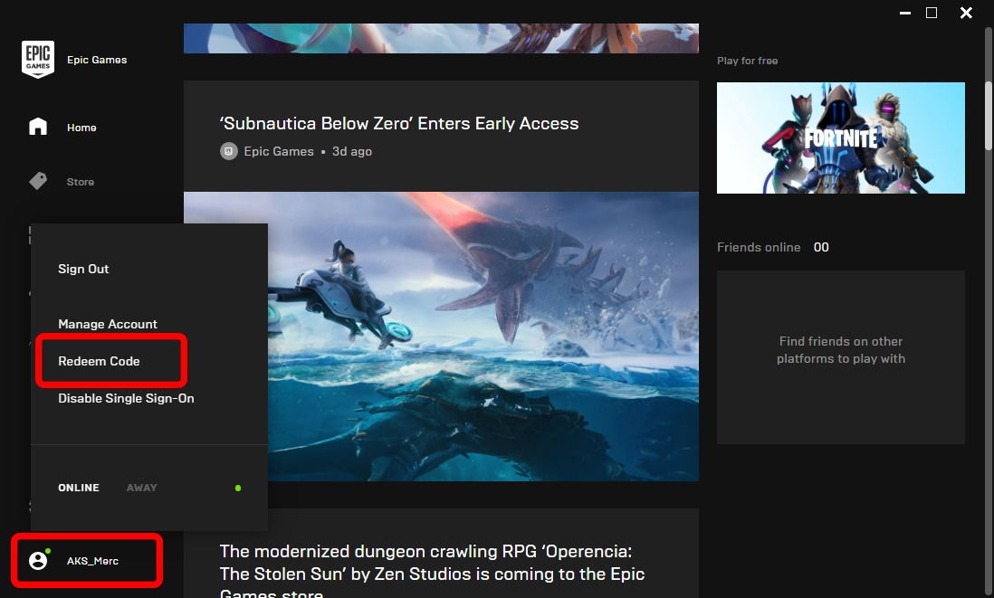 How to Download Game From Epic Games Launcher - AllKeyShop com