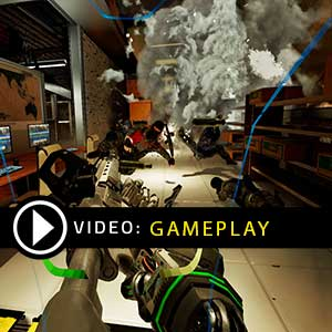 Espire 1 VR Operative Gameplay Video