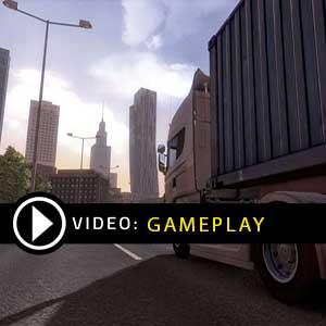 Euro Truck Simulator 2 Going East Gameplay Video
