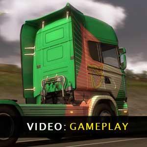 Euro Truck Simulator 2 Irish Paint Jobs Pack Gameplay Video