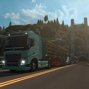 Euro Truck Simulator 2 Scandinavia DLC - Truck Model