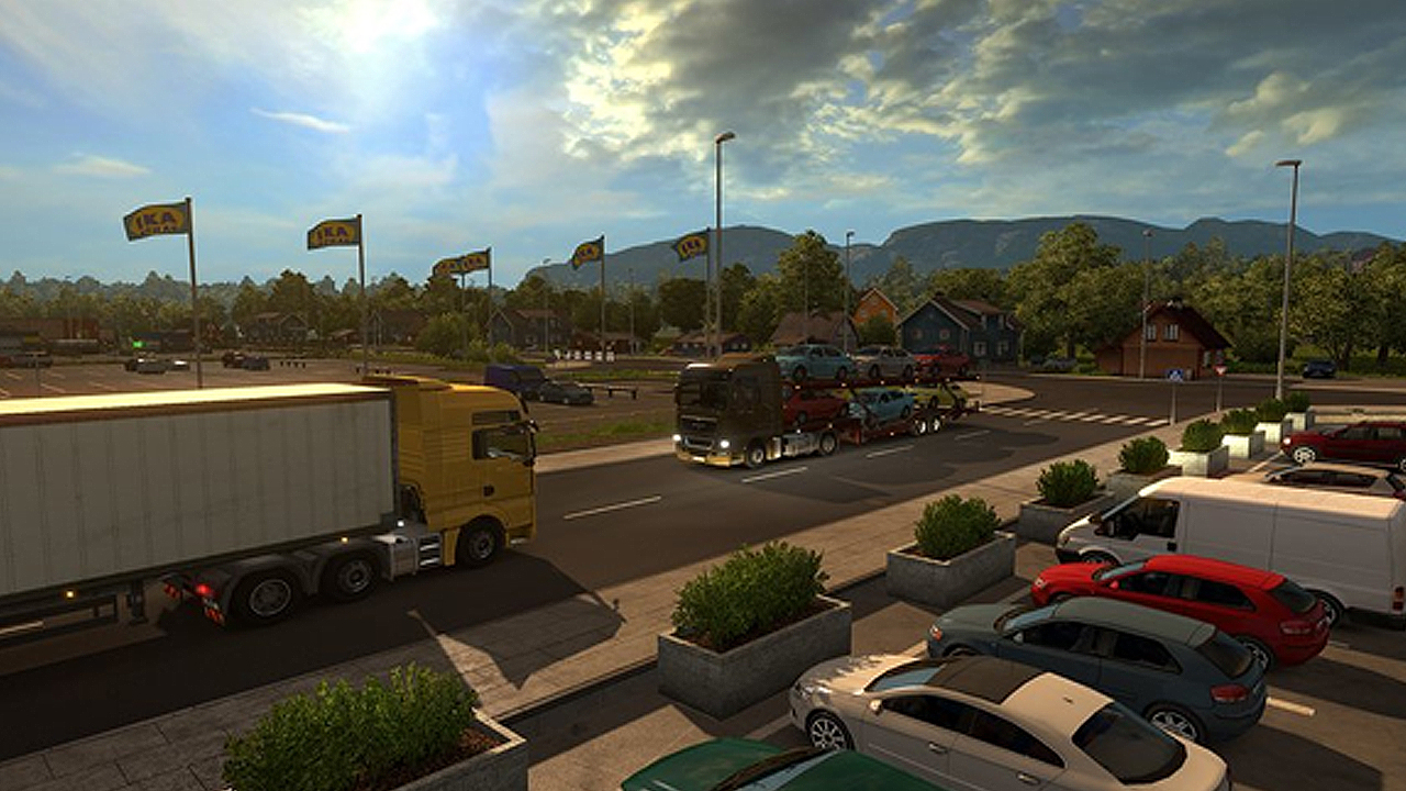 Buy Euro Truck Simulator 2 Scandinavia Cd Key Compare Prices Kaset Ps4 Stardew Valley Collectoramp039s Edition Reg Your Game All Editions Dlc