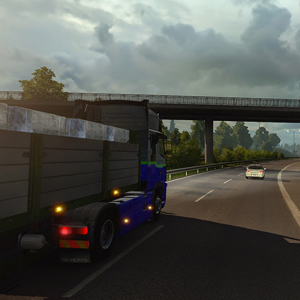 Euro Truck Simulator 2 Scandinavia DLC - Highway