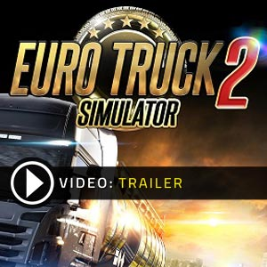 Buy Euro Truck Simulator 2 CD Key Compare Prices