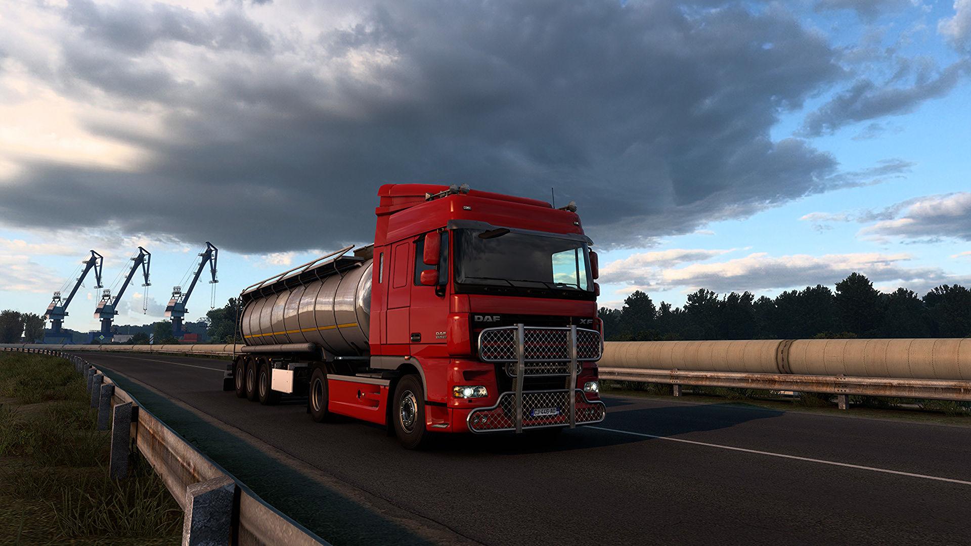 Buy Euro Truck Simulator 2 Best Price CD Key