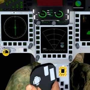 Eurofighter Typhoon - Controls
