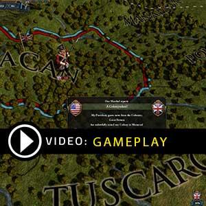 Europa Universalis 4 American Dream Gameplay Video