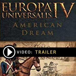 Buy Europa Universalis 4 American Dream CD Key Compare Prices