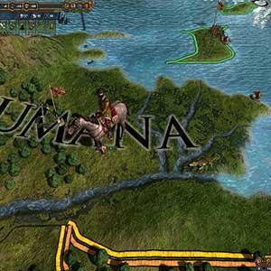 Europa Universalis 4 Conquistadors Unit pack - Message