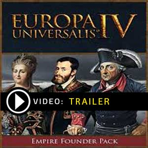 Buy Europa Universalis 4 Empire Founder Pack CD Key Compare Prices