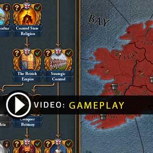Europa Universalis 4 Rule Britannia Gameplay Video
